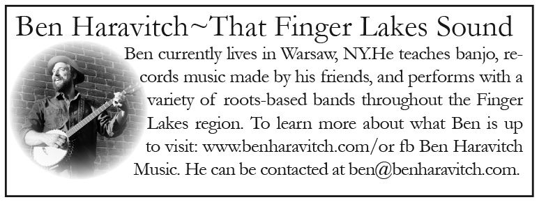That Finger Lakes Sound: Irish music-A local, living tradition |